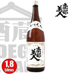 Sake NANBU BIJIN Honjouzou Extra DRY 1800ml