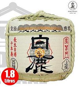 Sake HAKUSHIKA Josen BARRIL 1800ml