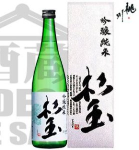 Sake Momokawa SUGUIDAMA Junmai Guinjo 720ml