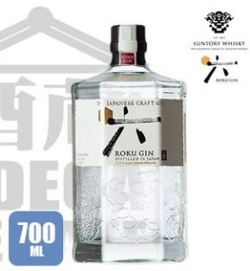 Gim Suntory ROKU CRAFT GIN 700ml