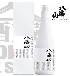 Sake Hakkaisan YUKIMURO Junmai Guinjo 3 Anos 720ml