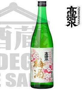 Licor Takashimizu UMESHU 720ml - Acompanha 1 Copo de brinde