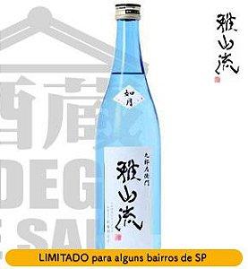 Sake Gassanryu KISSARAGUI Daiguinjo 720ml - LIMITADO SP