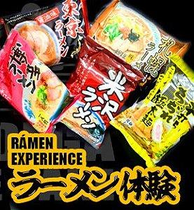 Rámen Experience - Tour pelo Japão
