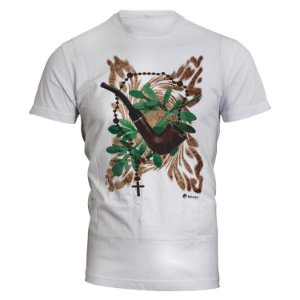 Camiseta Cachimbo de Preto-Velho