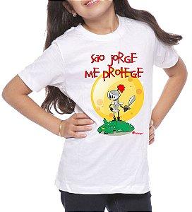 Camiseta Infantil - São Jorge