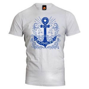 Camiseta Iemanjá - Sou do Mar
