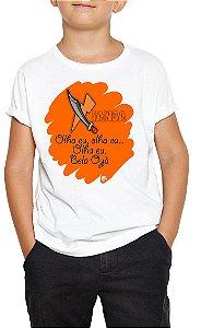 Camiseta Infantil - Iansã