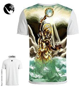 Camiseta Oxum - Espelho de Mamãe Oxum