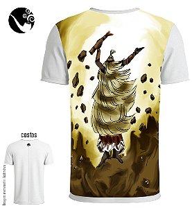 Camiseta Obaluaê - Senhor da Transformação