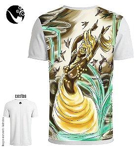 Camiseta Oxum - Brilhos de Oxum