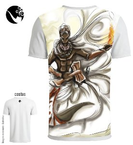 Camiseta Xangô - Machado do Rei