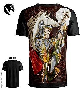 Camiseta São Jorge - General de Umbanda