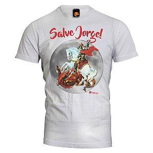 Camiseta São Jorge na Lua