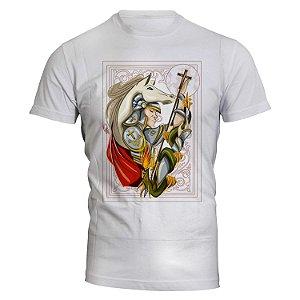 Camiseta Sao Jorge - Quadro do Guerreiro