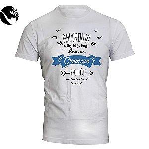 Camiseta Andorinha que voa voa
