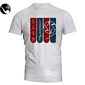 Camiseta Ogum Listras