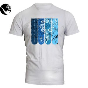 Camiseta Iemanjá Listras