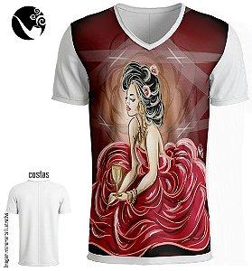 Camiseta Full Maria Padilha