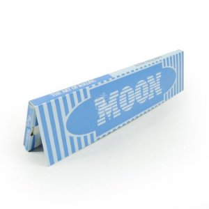 PAPEL PARA CIGARRO MOON KING SIZE BLUE