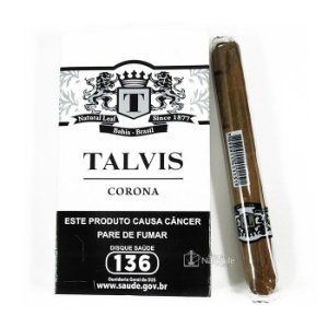 CHARUTOS TALVIS - TRADICIONAL - CORONA