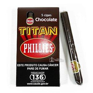 CHARUTO - PHILLIES TITAN CHOCOLATE