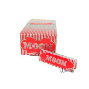 PAPEL PARA CIGARRO MOON KING SIZE RED
