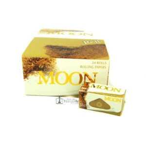 PAPEL PARA CIGARRO MOON ROLL BROWN