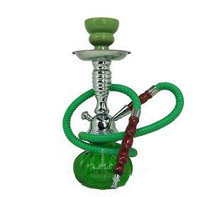 Narguile shisha Hookah - Verde CM2VD