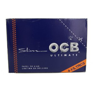 PAPEL PARA CIGARRO OCB SLIM ULTIMATE + FILTERS