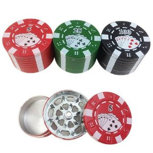 DESFIADOR METAL POKER CHIP