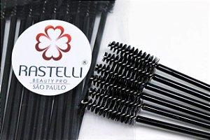 Escova Descartavel - Pacote com 25 unidades