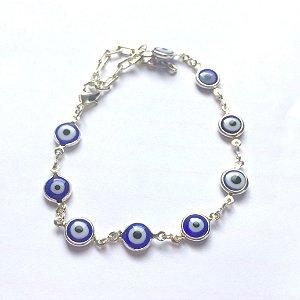 Pulseira Olho Blue