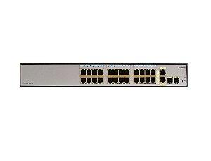 Huawei S1700-28FR-2T2P-AC - Switch 24 portas