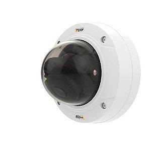 Axis P3224-LV Mk II Camera Dome IP - Otimizada para qualquer condição de iluminação - HDTV - Infravermelho - Interna - Anti-vandalismo - Fixa