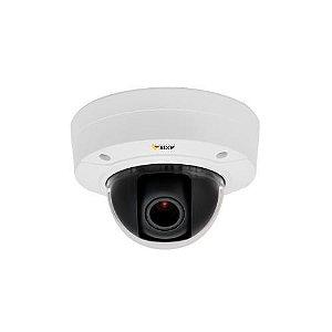Axis P3224-V Mk II Camera Dome IP - HDTV - Fixa - Interna - Anti-vandalismo ( VERSÃO ATUALIZADA PARA M3204 - M3204-V - M3203 - M3203-V - P3214-V - P3301 - P3304 - P3304-V - Axis 209FD - AXIS 216FD - Axis 216FD-V - Axis 216MFD - Axis 216MFD-V)