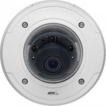 AXIS P3364-LVE - Dome Externa e Fixa com HDTV , foco e zoom remotos, Infravermelho e Anti-vandalismo - Modelo de Showroom