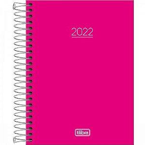 AGENDA ESPIRAL DIÁRIA 11,7 X 16,4 CM PEPPER 2022