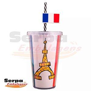 Copo Canudo PARIS