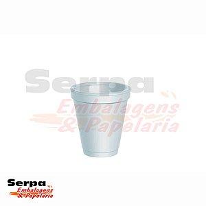 Copo de Isopor 150ml - Caixa 1.000 ou Pacote 25 unidades - DART