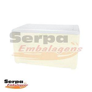 Caixa Térmica de Isopor 50 Litros - STYROBOX