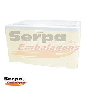Caixa Térmica de Isopor 100 Litros - STYROBOX
