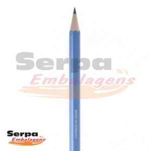 Lápis Grafite Staedtler Wopex Neon Azul HB