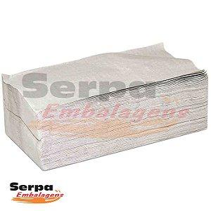 Papel Toalha Interfolhado Creme 20x21cm 1000 Folhas