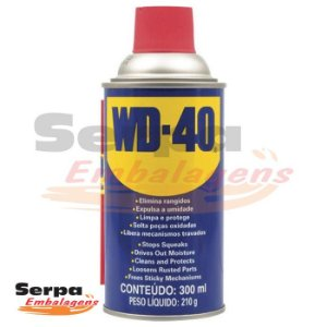 Desengripante WD-40 Spray 300ml
