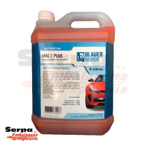 Detergente Automotivo MAC 7 Plus - MPQ