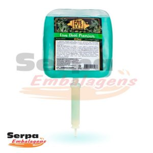 Refil Sabonete ERVA DOCE PREMIUM 800ML
