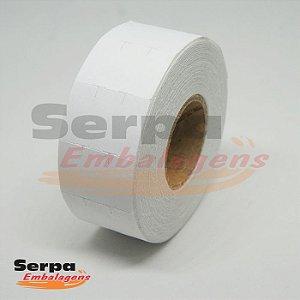 Etiqueta Adesiva MX2316 Bbranca Cabeçote Dupluo - com 1.000 unidades