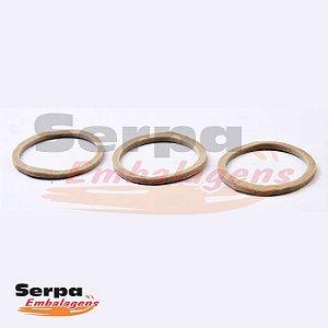 Elástico Látex 50 x 2 mm - Pacote com 1KG