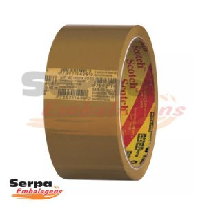 Fita Adesiva 45mm X 45m Marrom - SCOTCH